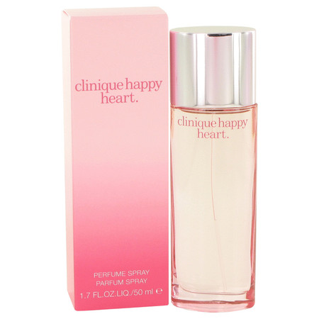Happy Heart Perfume by Clinique, 50 ml Eau De Parfum Spray for Women