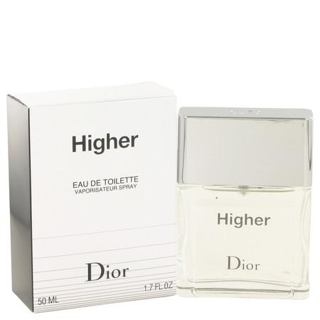 Higher Cologne by Christian Dior, 50 ml Eau De Toilette Spray for Men