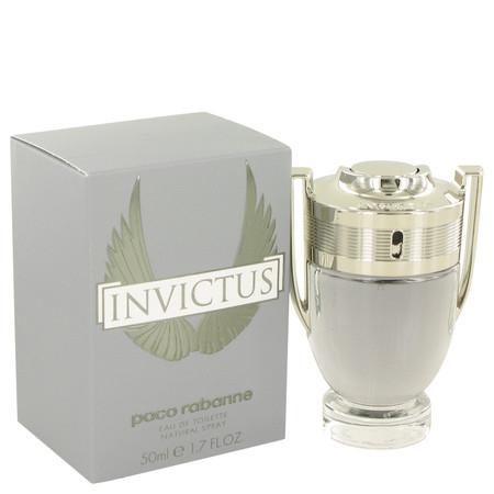 Invictus Cologne by Paco Rabanne, 50 ml Eau De Toilette Spray for Men