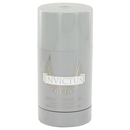 Invictus Deodorant by Paco Rabanne, 75 ml Deodorant Stick for Men