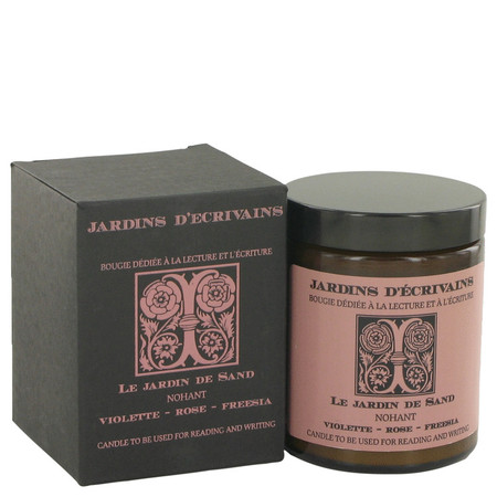 Jardins D'ecrivains Sand Accessories by Jardins D'ecrivains, 177 ml Candle for Women