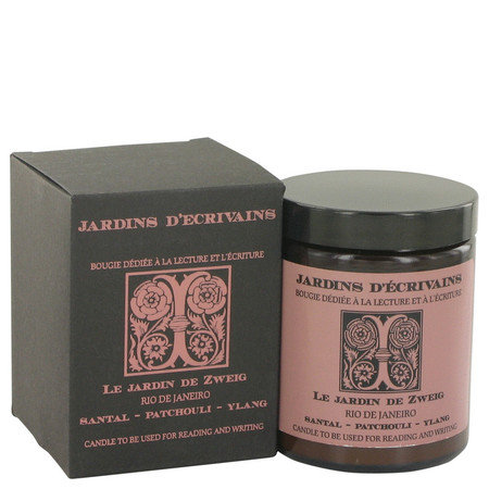 Jardins D'ecrivains Zweig Accessories by Jardins D'ecrivains, 177 ml Candle for Women