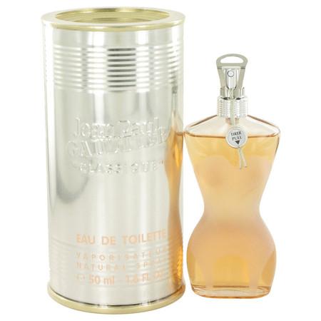Jean Paul Gaultier Perfume by Jean Paul Gaultier, 50 ml Eau De Toilette Spray for Women