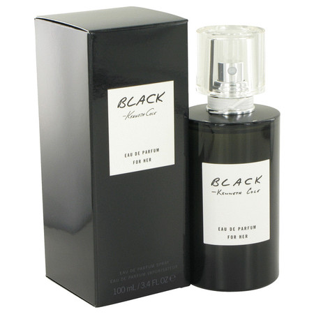 Kenneth Cole Black Perfume by Kenneth Cole, 100 ml Eau De Parfum Spray for Women