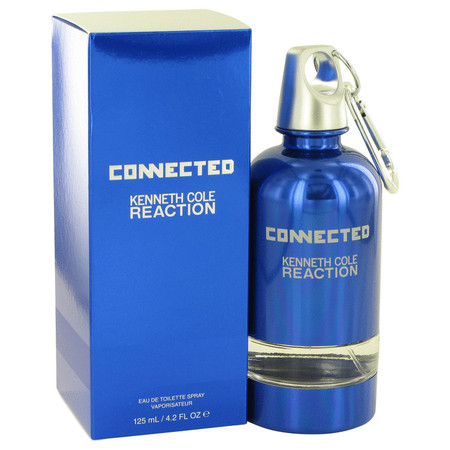 Kenneth Cole Reaction Connected Cologne by Kenneth Cole, 125 ml Eau De Toilette Spray for Men