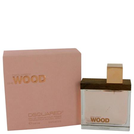 She Wood Shower Gel by Dsquared2, 200 ml Shower Gel for Women