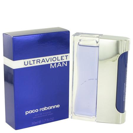 Ultraviolet Cologne by Paco Rabanne, 50 ml Eau De Toilette Spray for Men