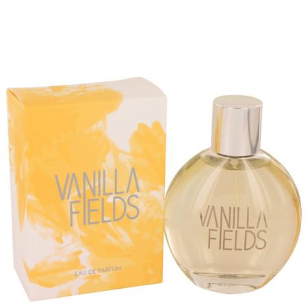 Vanilla Fields Perfume by Coty, 100 ml Eau De Parfum Spray (New Packaging) for Women