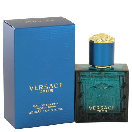 Versace Eros Cologne by Versace, 30 ml Eau De Toilette Spray for Men