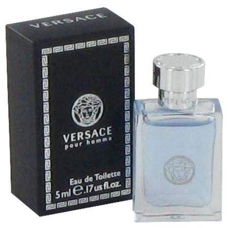 Versace Pour Homme Mini by Versace, 5 ml Mini EDT for Men