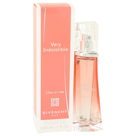 Very Irresistible L'eau En Rose Perfume by Givenchy, 30 ml Eau De Toilette Spray for Women