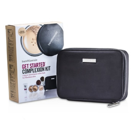 BareMinerals BareMinerals Get Started Complexion Kit For Flawless Skin - # Fairly Light 6pcs+1clutch