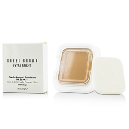 Bobbi Brown Extra Bright Powder Compact Foundation SPF 25 Refill - #4 Natural 13g0.45oz
