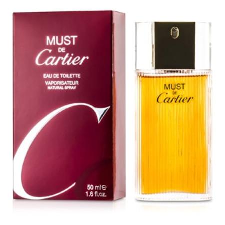 Cartier Must De Cartier Eau De Toilette Spray 50ml/1.7oz