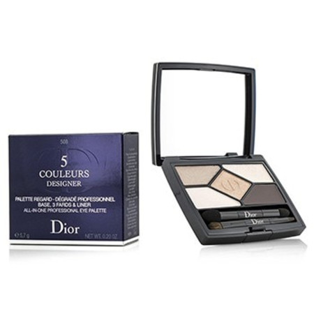 Christian Dior 5 Color Designer All In One Professional Eye Palette - No. 508 Nude Pink Design 5.7g/0.2oz
