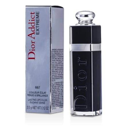 Christian Dior Dior Addict Be Iconic Extreme Lasting Lipcolor Radiant Shine Lipstick - # 667 Avenue 3.5g/0.12oz