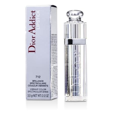Christian Dior Dior Addict Be Iconic Vibrant Color Spectacular Shine Lipstick - No. 712 Beige Dandy 3.5g/0.12oz