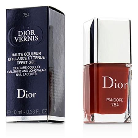 Christian Dior Dior Vernis Couture Colour Gel Shine & Long Wear Nail Lacquer - # 754 Pandore 10ml/0.33oz