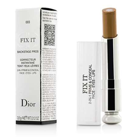 Christian Dior Fix It Backstage Pros Concealer - #003 Dark F092957003 3.5g/0.12oz