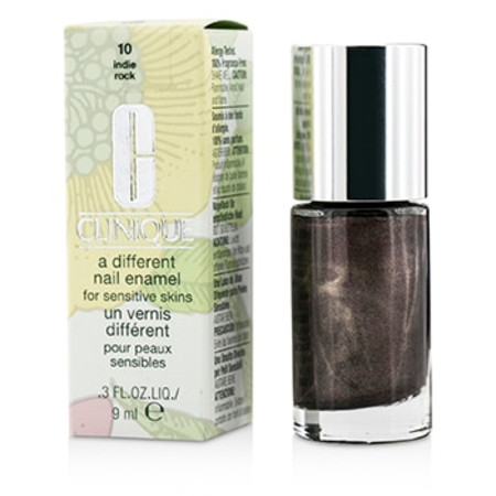 Clinique A Different Nail Enamel For Sensitive Skins - #10 Indie Rock 9ml/0.3oz