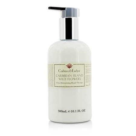 Crabtree & Evelyn Caribbean Island Wild Flowers Ultra-Moisturising Hand Therapy 300ml/10.1oz