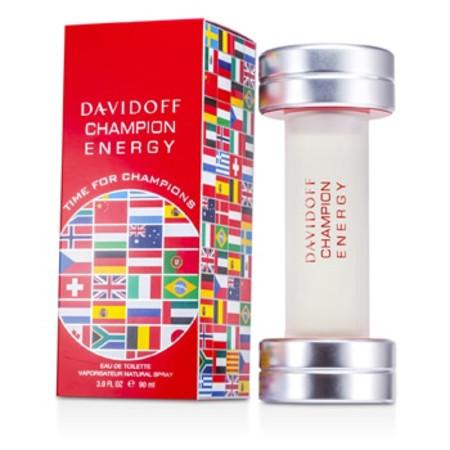 Davidoff Champion Energy Eau De Toilette Spray (International Edition) 90ml/3oz