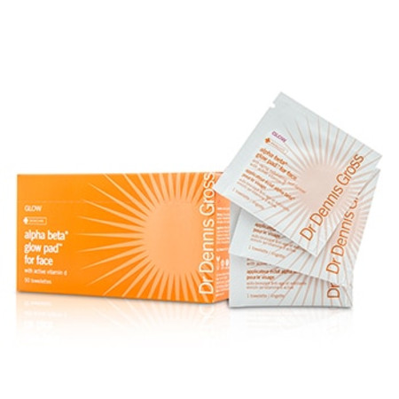 Dr Dennis Gross Alpha Beta Glow Pad for Face 50 Towelettes