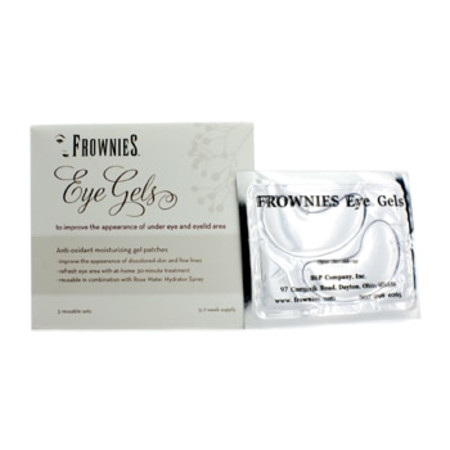 Frownies Eye Gels (Under Eye Patches) 3 Pairs