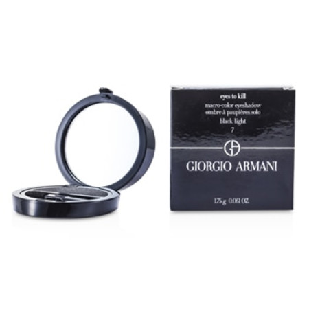 Giorgio Armani Eyes to Kill Solo Eyeshadow - # 07 Black Light 1.75g/0.061oz