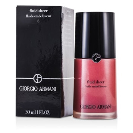 Giorgio Armani Fluid Sheer - # 6 30ml/1oz