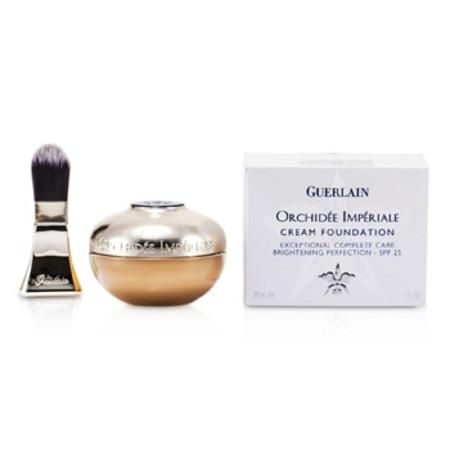 Guerlain Orchidee Imperiale Cream Foundation Brightening Perfection SPF 25 - # 03 Beige Naturel 30ml/1oz