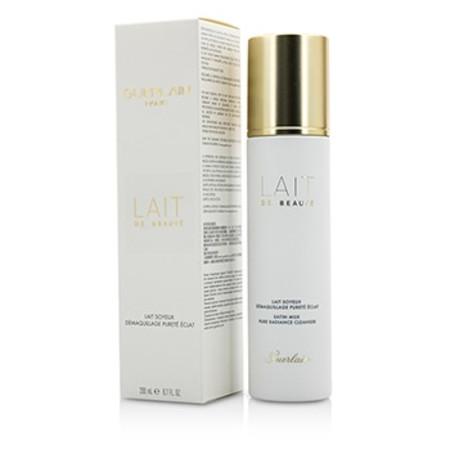 Guerlain Pure Radiance Cleanser - Lait De Beaute Gentle Cleansing Satin Milk 200ml/6.7oz