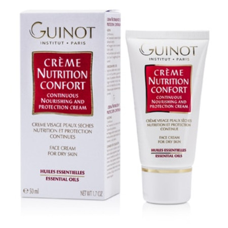 Guinot Continuous Nourishing & Protection Cream (For Dry Skin) 50ml/1.6oz
