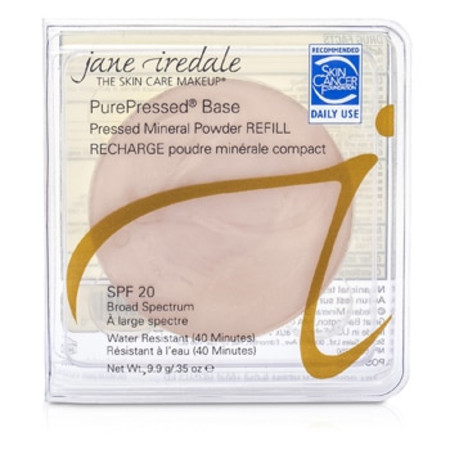 Jane Iredale PurePressed Base Pressed Mineral Powder Refill SPF 20 - Satin 9.9g/0.35oz