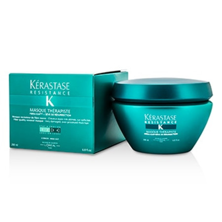 Kerastase Resistance Masque Therapiste Fiber Quality Renewal Masque (For Very Damaged  Over-Processed Thick Hair) 200ml/6.8oz