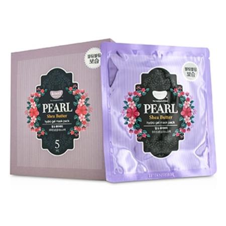 Koelf Hydro Gel Mask Pack - Pearl (Shea Butter) 5x30g/1oz