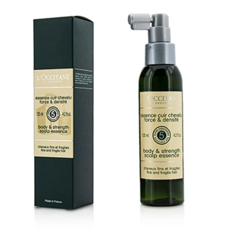 L'Occitane Aromachologie Body & Strength Scalp Essence (Fine and Fragile Hair) 125ml/4.2oz