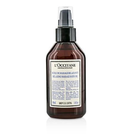 L'Occitane Aromachologie Relaxing Massage Body Oil 100ml/3.4oz