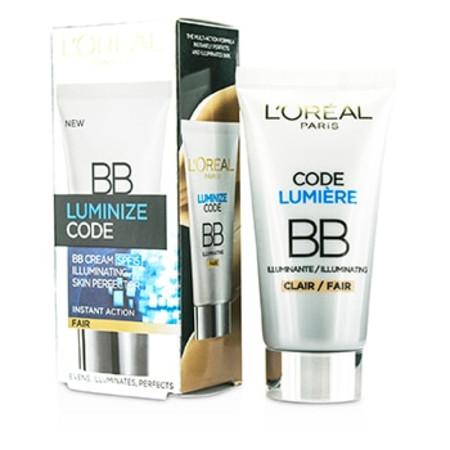 L'Oreal Luminize Code Skin Perfector BB Cream SPF15 - # Fair 50ml/1.69oz