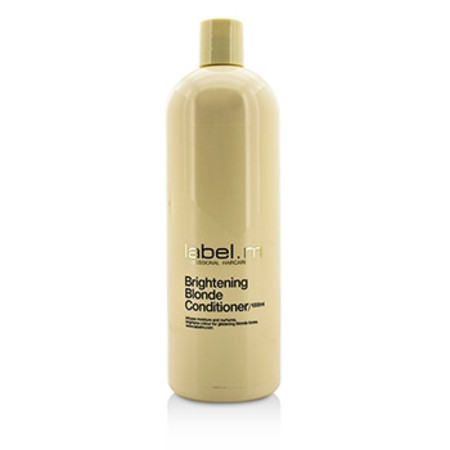 Label.M Brightening Blonde Conditioner (Infuses Moisture and Nurtures  Brightens Colour For Glistening Blonde Tones) 1000ml/33.8oz