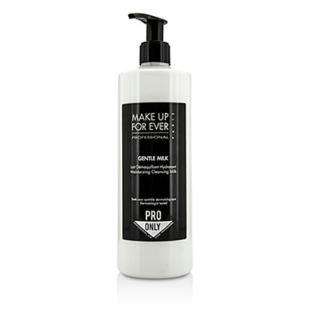 Make Up For Ever Gentle Milk - Moisturizing Cleansing Milk (Salon Size) 500ml/16.9oz