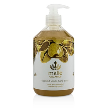 Malie Organics Coconut Vanilla Hand Soap 473ml/16oz