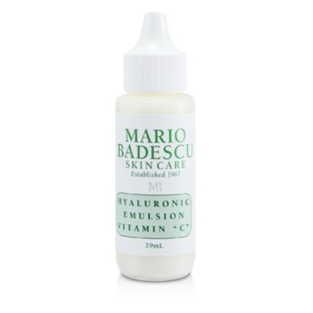 Mario Badescu Hyaluronic Emulsion With Vitamin C - For Combination/ Dry/ Sensitive Skin Types 29ml/1oz