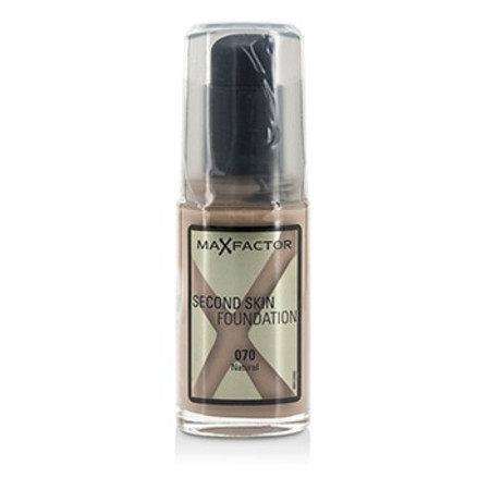 Max Factor Second Skin Foundation - #070 Natural 30ml/1oz