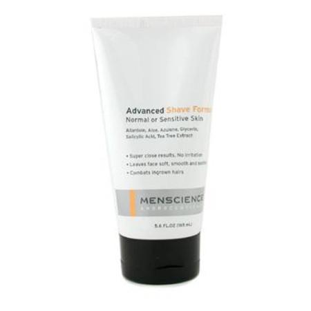 Menscience Advanced Shave Formula (For Normal & Sensitive Skin) 165ml/5.6oz