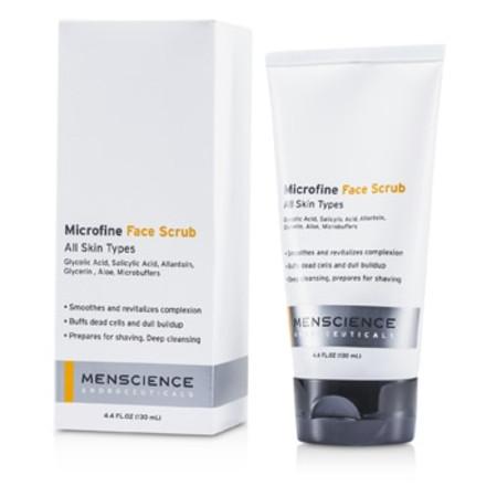 Menscience Microfine Face Scrub 130ml/4.4oz