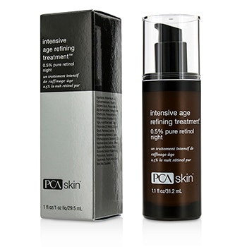 PCA Skin Intensive Age Refining Treatment 0.5% Pure Retinol Night 29.5ml/1oz