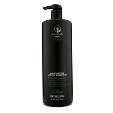 Paul Mitchell Awapuhi Wild Ginger Moisturizing Lather Shampoo (For All Hair Types) 1000ml/33.8oz