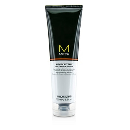 Paul Mitchell Mitch Heavy Hitter Deep Cleansing Shampoo 250ml/8.5oz
