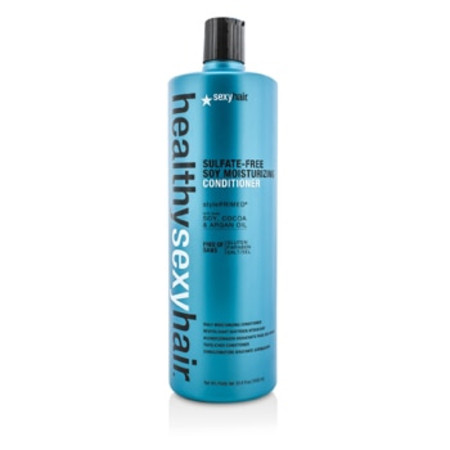 Sexy Hair Concepts Healthy Sexy Hair Sulfate-Free Soy Moisturizing Conditioner 1000ml/33.8oz